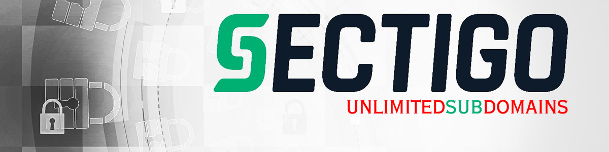 SECTIGO WILDCARD SSL